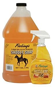 Fiebing's Liquid Glycerine Saddle Soap for Horse