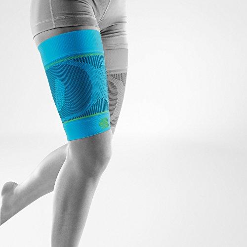 Bauerfeind Sports Compression Upper Leg Sleeves (1 Pair)