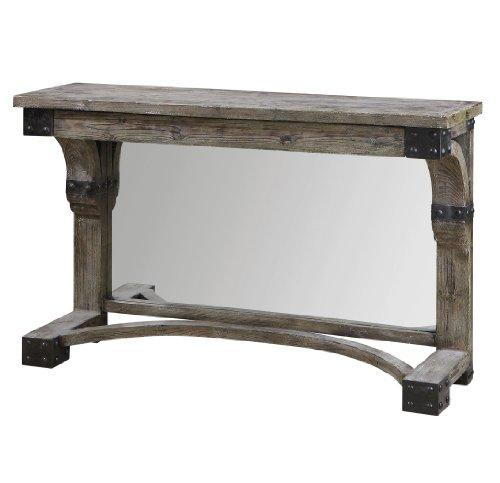 Weathered Wood Nelo Table 24315
