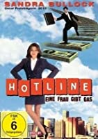 Hotline - Eine Frau gibt Gas