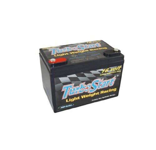 TurboStart S16VL Light-Weight 16-Volt Dry Cell Racing Battery