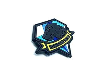 Patch Velcro PVC Diamond Dogs Metal Gear Solid Pour Paintball