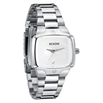Nixon The Small Player White-Silver Juniors Watch