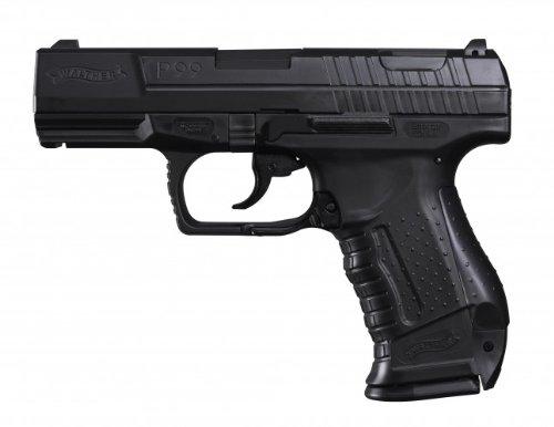 Details for Umarex Soft-Air Walther P 99 mit Ersatzmagazin 0,5J, 25543 des Herstellers Umarex