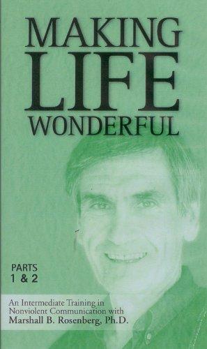 Making Life Wonderful - An Intermediate Training in Nonviolent Communication