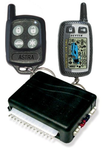 Brand New Scytek Astra 777 2 Way Paging Car Alarm System With Dual Stage Shock Sensor, And All The Latest Features front-447384