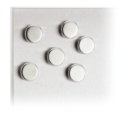 Bargain Blomus 2-1/2Cm Metal Magnets, Set Of 6 compare