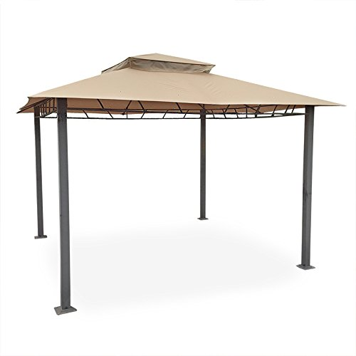 Garden winds replacement canopy for target wellington for Outdoor furniture gazebo