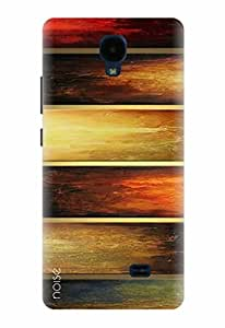 Noise Printed Back Cover Case for Micromax Bolt Q383