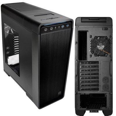The Excellent Quality Urban S71 ATX Case with Window swirl s71