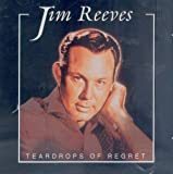 TEARDROPS OF REGRET (CD) ~ REEVES Cover Art