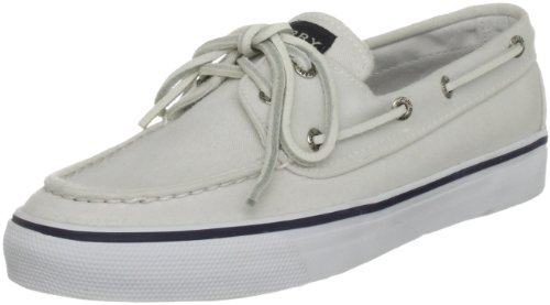 Sperry Top-Sider Women's Bahama,White,7.5 M US
