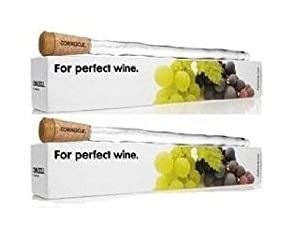 Corkcicle 5060C Wine Chiller 2 Pack - This Multi-Pak comes with 2 individually packaged... by Corkcicle