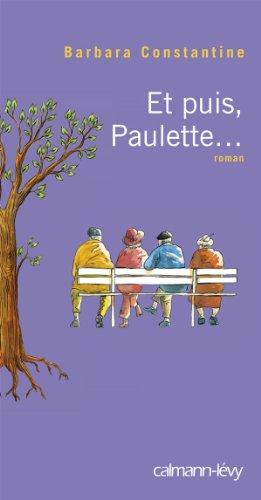Et puis Paulette.... de Barbara Constantine dans Culture et Loisirs 41dX97vly%2BL._