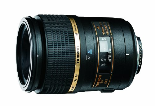 Tamron AF272P-700 AF 90mm f/2.8 Di SP A/M 1:1 Macro Lens for Pentax Digital SLR Cameras