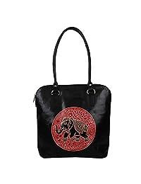 AGL Genuine Leather Handbags For Women(AGL014)
