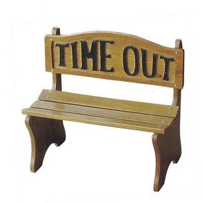 DC America SL180, Time Out Bench, Hardwood