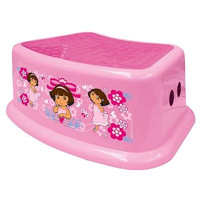 Dora the Explorer Step Stool by Ginsey baby gift idea - 1