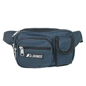 Fanny Pack with Cell Phone Pocket by Everest