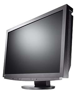 Eizo HD2442W-TS 61 cm (24 Zoll) Widescreen LCD Monitor 2x HDMI, DVI-D, DSub mit USB-Hub (Kontrast dyn. 3000:1, 6ms Reaktionszeit) titansilber