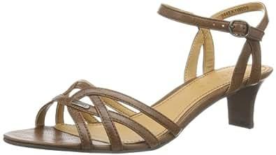 Esprit  Birkin Sandal, Sandales pour femme - Marron - Brown - Braun (medium brown 898), 42