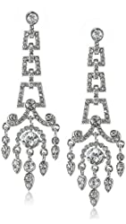 Carolee Large Chandelier Earrings