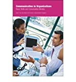 img - for [(Communication in Organizations: Basic Skills and Conversation Models)] [Author: Henk T. Van Der Molen] published on (January, 2006) book / textbook / text book
