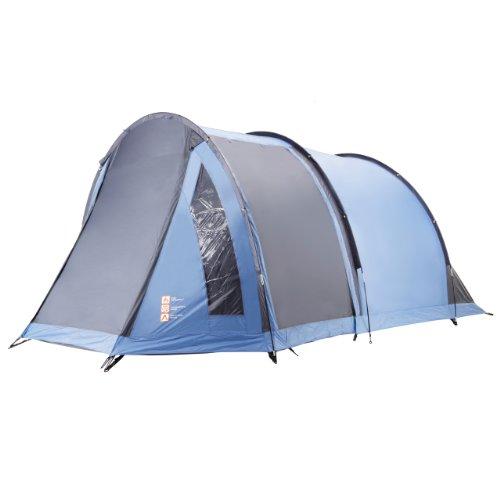 Gelert Atlantis 4 Tent - Riviera/Charcoal