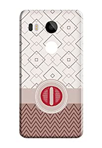 Google Nexus 5X Designer Case Kanvas Cases Premium Quality 3D Printed Lightweight Slim Matte Finish Hard Back Cover for Google Nexus 5X