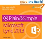 Microsoft� Lync� 2013 Plain & Simple