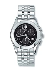 Victorinox Swiss Army Men's 24666 Alliance Chronograph Watch
