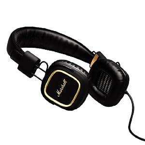 """Marshall On-Ear-Kopfhörer """"Major 50 FX"""", Black"""