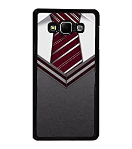 Fuson Premium 2D Back Case Cover Mr.Perfect With Multi Background Degined For Samsung Galaxy A8::Samsung Galaxy A8 A800F