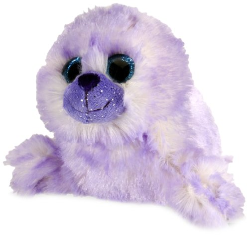 "Wild Republic Sweet and Sassy Seal Baby 8"" Plush"