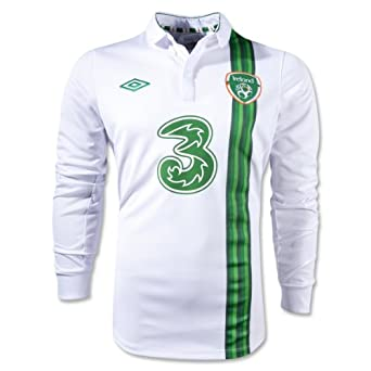 2011-12 Ireland Away Umbro Football Shirt