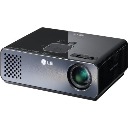L g hw300t micro portable standalone wxga dlp projector for Dlp micro projector
