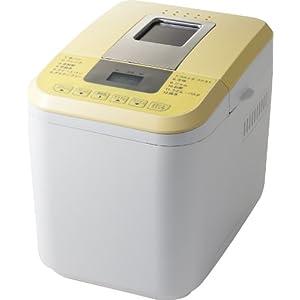 AL COLLE 【コンパクトな一斤タイプ】ホームベーカリー ABM531Y