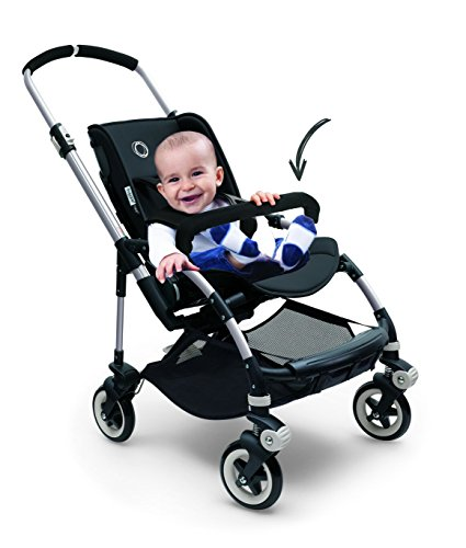 Bar That Fits the Bugaboo Bee, Bee Plus & Bee 3. (Front Facing Only As Seen in Photo) (Stroller With Bumper Bar compare prices)