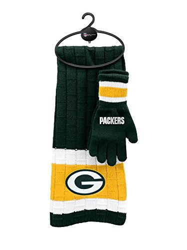 nfl-green-bay-packers-adult-scarf-glove-gift-set-one-size-green