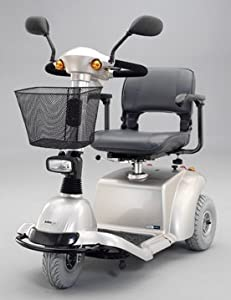 """ActiveCare Medical Pilot 2310 Mobility Scooter 16.5"""" Seat - Blue"""