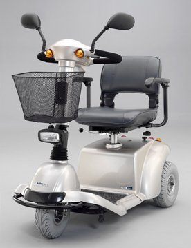 ActiveCare PILOT 2310 Bariatric Mobility Scooter Cart