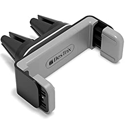 Bestrix New Generation Air Vent Cell Phone Car Mount Holder for Smartphones and Mobile Phones up to 6\