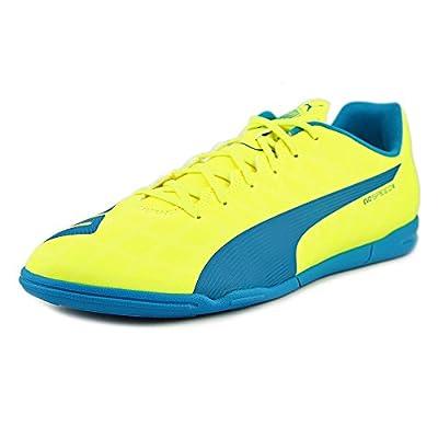 Puma Men's evoSPEED 5.4 IT Indoor Soccer Shoe