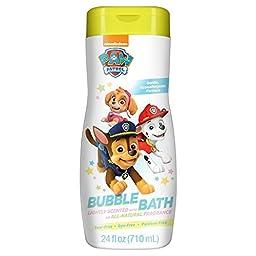 Nickelodeon Paw Patrol Gentle Bubble Bath - 24 Ounce