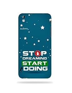 alDivo Premium Quality Printed Mobile Back Cover For HTC Desire 816 / HTC Desire 816 Back Case Cover (MKD236)