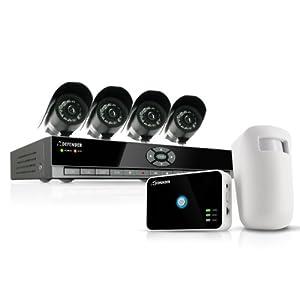 Amazon Com Defender Sn502 4ch 002 4 Channel H 264 500gb