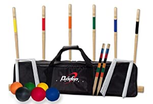 Baden Deluxe Series Croquet Set
