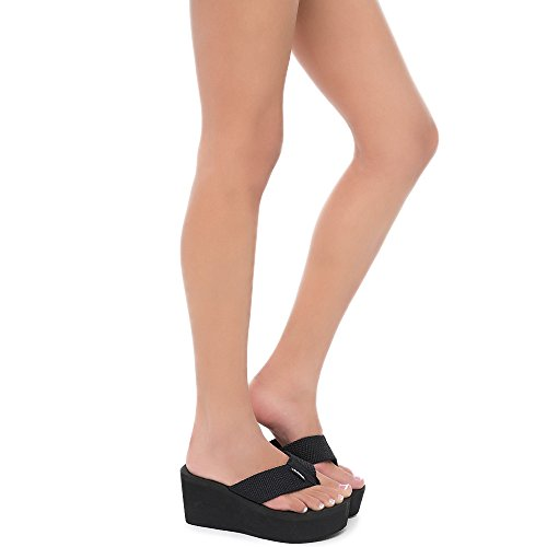 Soda Women's Oxley-S Thong Platform Sandal Sandal