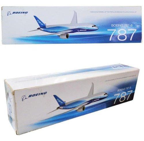 【※※パッケージ破損※※】【BOEING】(1/200)ボーイング787-8 special edition model飛行機模型
