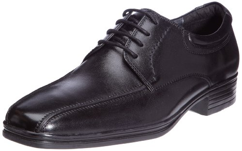 Hush Puppies Men's Austell Black Shoe H14044000 9 UK